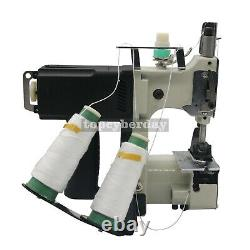 180W Industrial Portable Electric Bag Stitching Closer Seal Sewing Machine