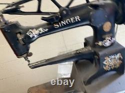 1914 Singer 29K1 Leather cobbler Industrial sewing machine