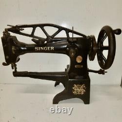 1931 Singer 29K51 Leather cobbler Industrial sewing machine