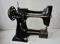 1948 Singer 133 K13 Heavy Duty Leather industrial sewing machine