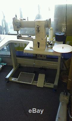 2800-B Leather Cylinder Walking Foot Industrial Sewing Machine TAKES PFAFF NEEDL