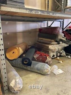3 Lot sewing machines Juki LU563 Consew 226 Seiko Industrial Fabric upholstery