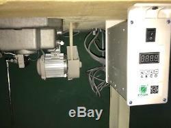 550W 3/4HP Speed Adjustable Energy Saving Silent Motor Industrial Sewing Machine