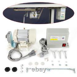 600W Brushless Industrial Sewing Machine Servo Motor Energy Saving Mute Split