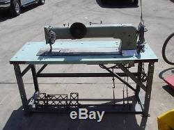 ADLER 220 LONG ARM WALKING FOOT, heavy duty sewing machine TAG3981