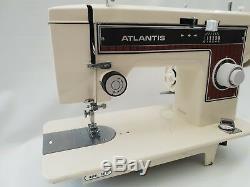 ATLANTIS Sailmaker Semi Industrial Heavy Duty Sewing Machine + Powerful Motor