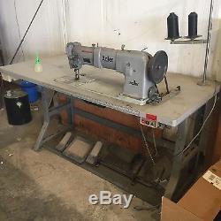 Adler 220 Long Arm Sewing Machine