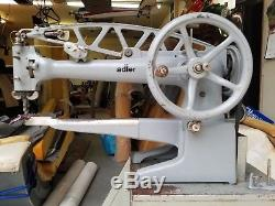 Adler 30-1 Sewing Machine Sews Perfect Patcher