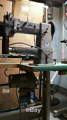 Adler industrial sewing machine 69-373