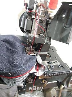 Antique Union Special 43200g style For Denim Industrial Sewing machine