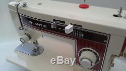 Atlantis Sailmaker Heavy Duty Sewing Machine ideal for Leather, Sails & Canvas