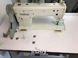 BROTHER INDUSTRIAL SEWING MACHINE SL-755-3 Mark lll