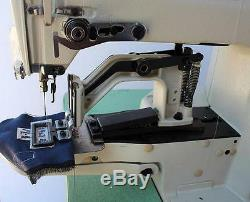 BROTHER LK3-B439 Label Tacker 1 1/2 x 1/2 Lockstitch Industrial Sewing Machine