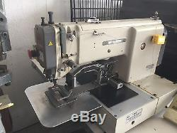 BROTHER LK3-B439 Lockstitch Industrial Sewing Machine With Two Programs