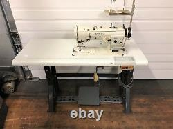 BROTHER LZ2-B852-3 HIGH SPEED ZIG ZAG withREVERSE 110V INDUSTRIAL SEWING MACHINE