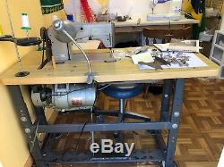 Bernina 217N-08, straight and ZigZag, Industrial Sewing Machine PICK UP ONLY