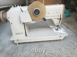 Bernina 217, 1-Needle, ZigZag, Industrial Sewing Machine, 110V, with cloth puller