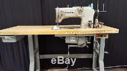 Bernina 217 Zig Zag Heavy Duty Industrial Sewing Machine