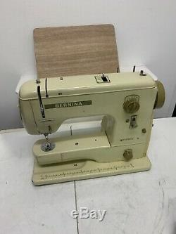 Bernina 707 Heavy Duty Sewing Machine