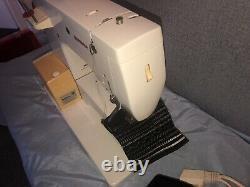 Bernina 807 Single Or Twin Needle Semi Industrial Sewing Machine 15135635