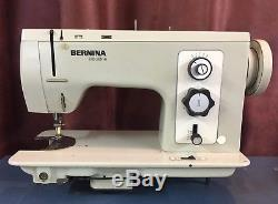 Bernina 850 Swiss Zig Zag Decorative Stitch Industrial Sewing Machine