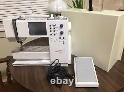 Bernina Artista 180 Sewing Machine Computerized Withacc Can Free Motion Quilt Too