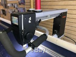 Bernina Q 24 Q24 Longarm Quilting Sewing Machine with12' Frame, Q-Matic Automation