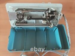Blue Jones Semi Industrial Sewing Machine