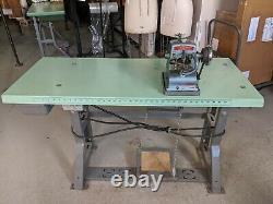 Bonis Super Never Stop Model A-16 Blue Fur Sewing Machine