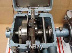 Bonis Super Never-stop Model A Industrial Factory Grade Fur Sewing Machine