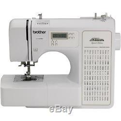 Brother 100-Stitch, RCE1100PRW Refurbished Computerized Sewing Machine