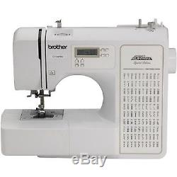 Brother 100-Stitch RCE1100PRW Refurbished Computerized Sewing Machine