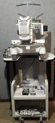 Brother Embroidery Machine PR600 II Embroidery Machine with Stand LOCAL Pick Up