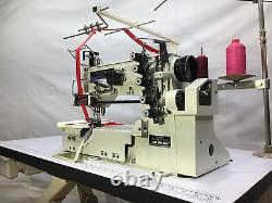 Brother FD4-B272 Coverstitch Bottom Elasticater Industrial Sewing Machine