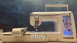 Brother Innovis 4000D Embroidery & Sewing machine Withaccessories
