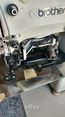 Brother LK3-B343EX-12 Industrial Sewing Machine