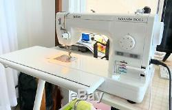 Brother Nouvelle PQ1500s Industrial/Home/Sewing/Quilting Machine