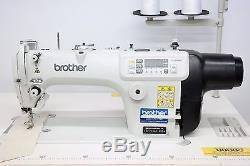 Brother S-7100A-403 Direct Drive (UBT)(AFL) Lockstitch Industrial Sewing Machine