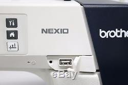 Brother S-7300A Nexio (UBT)(AFL) Lockstitch Industrial Sewing Machine