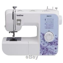 Brother XM2701 Heavy Duty Sewing Machine Industrial Portable Leather Embroidery