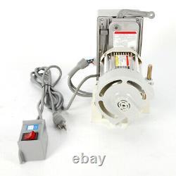 Brushless Servo Motor Energy Saving Clutch Motor For Industrial Sewing Machine