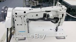CONSEW 206RB-5 Heavy Duty Walking Foot Leather and Upholstery Sewing Machine
