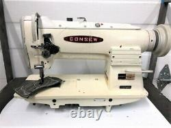 CONSEW 255 RB-2 WALKING FOOT with REVERSE HEAD ONLY INDUSTRIAL SEWING MACHINE