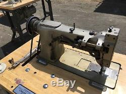 CONSEW HEAVY DUTY INDUSTRIAL SEWING MACHINE With TABLE 400W SINGLE PHASE