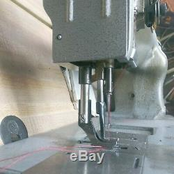 CONSEW HEAVY DUTY INDUSTRIAL SEWING MACHINE With TABLE MODEL 226