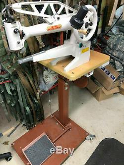 Cobra Class 29-18 Longbed Patcher Industrial Sewing Machine Head Only