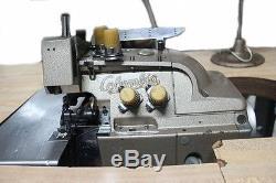 Columbia 650i Lockstitch Sewing Machine