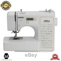 Computerized Sewing Machine 100-Stitch Runway Electric Embroidery Refurbished
