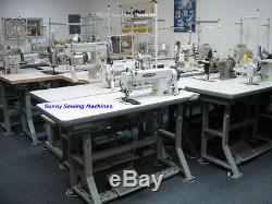 Consew 205RB-1 Fully Assembled Walking Foot Sewing Machine for Leather with Servo