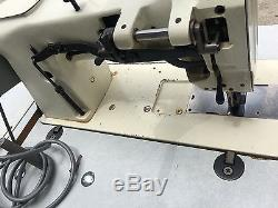 Consew 206B-4 Walking Foot Sewing Machine for heavy